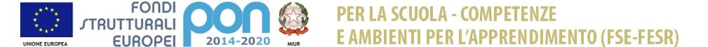 Liceo Artistico Calò - PON